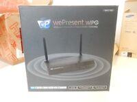 WP WePresent WiPG wireless presentation gateway