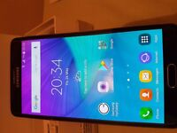 Note 4 Samsung/Unlocked/Excellent condition