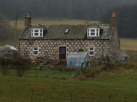 Lovely 3 bedroom cottage in stunning rural location.