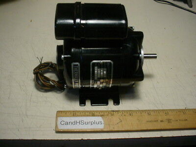 Bodine Nci-12a1 Motor 3450 Rpm 115 Volt Reversible