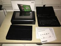 Acer iconia A500 16gb tablet