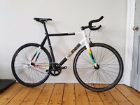 Cinelli Vigorelli Kaleido 58cm - fixed gear track or commuter bike - fantastic condition