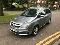 2005 VAUXHALL ZAFIRA 7 SEATER 1.8L PETROL FOR SALE