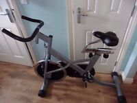 COMMERCIAL REVOLUTION EXERCISE CYCLE VERY GOOD CONDITION VERY EXPENSIVE NEW BARGAIN £50 BARGAIN