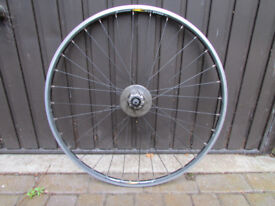 Alexrims AT450 Road Bike Rear Wheel Double Wall 700c