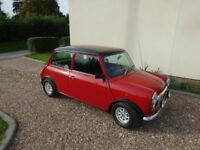 1995 ROVER MINI MAYFAIR 1275 REDUCED