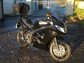 2007 Triumph Sprint St 1050 - Low Miles - Full Luggage