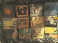 Various old time cd albums