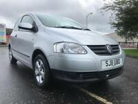 Volkswagen Fox excellent condition service history only 52000 miles