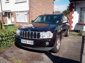Jeep Grand Cherokee Limited 2006 3.0 CRD