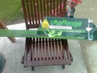 challenge 18v cordless hedge trimmer