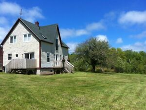 3 bedroom furnished house for rent between Inverness & Mabou