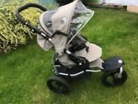 Mamas and papas sport 3 wheel buggy