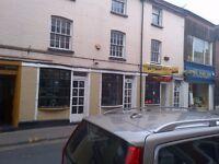 city centre shop