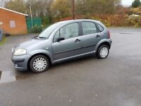 CITROEN C3 HDI LX 1.4 DIESEL 5 DOOR HATCH 2004 £20 A YEAR TAX