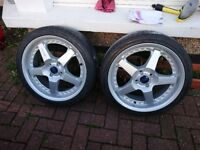 Lenzo alloys for sale set of 4 refurbished