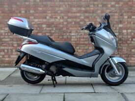 Honda FES 125cc, Excellent condition with only 7313 miles!