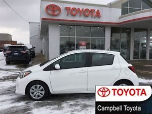 2015 Toyota Yaris LE--INTERNET SALE OF THE WEEK!!!