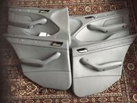 Bmw 3 series E46 rear seats & seats door cards & roof liner with pillars M Sport 325i