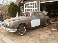 1956 MK1 Jaguar Project/possible Rat Rod
