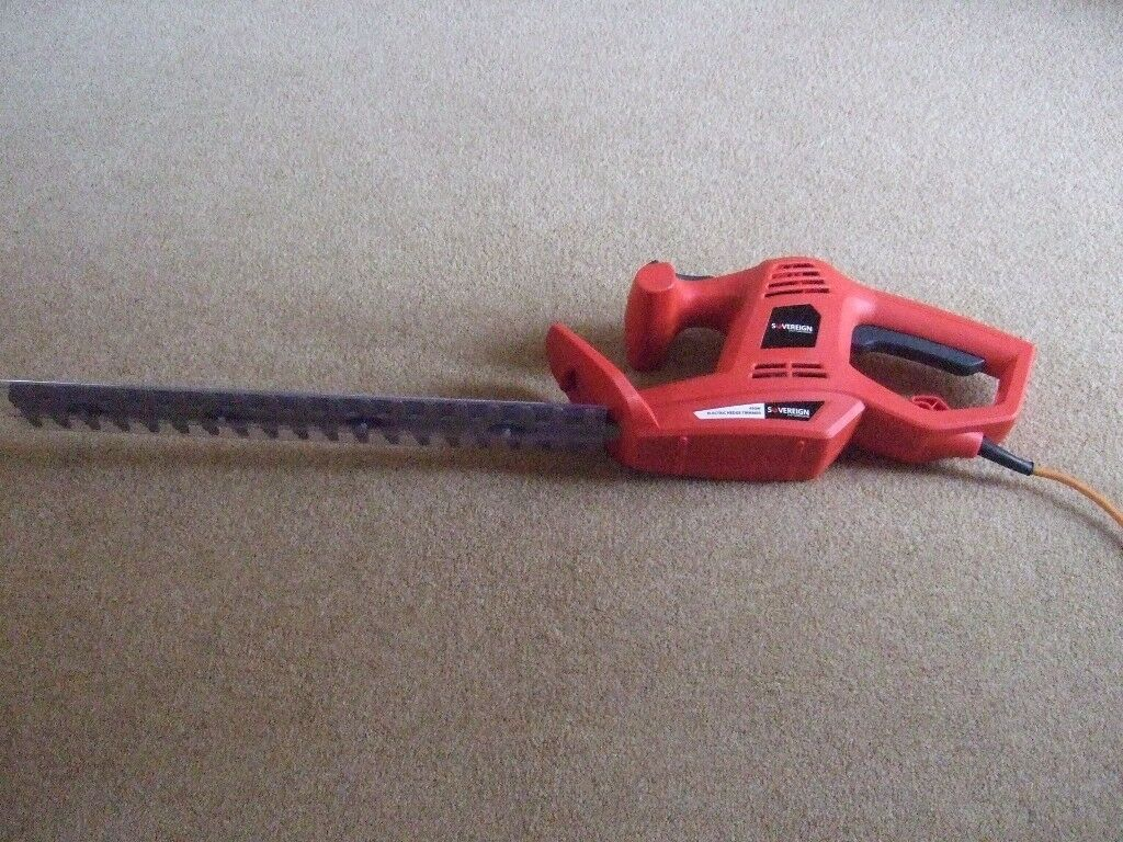 SOVEREIGN HEDGE TRIMMER 450W-BRAND NEW NEVER USED
