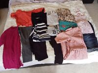 Maternity clothes bundle sz 14
