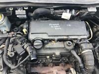 Peugeot bipper 1.4 hdi 2008 engine