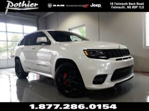 2017 Jeep Grand Cherokee SRT | EXTENDED WARRANTY | LEATHER | SUN