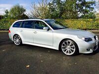 BMW 525 M SPORT DIESEL not Audi Volkswagen