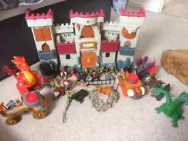Imaginext Fisher Price Castle