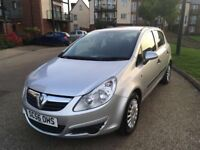 Vauxhall Corsa 1.0 i 12v Life 5dr 2007 56 reg Warranted Low Mileage Service History