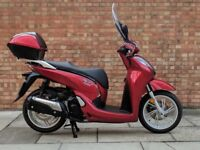 Honda SH 300cc (66 REG), *New shape*, One owner, Keyless, Low mileage!