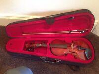 Stringers 1/2 size Violin