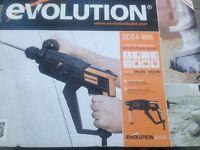 """"""" EVOLUTION """"4 Function Hammer Drill"""