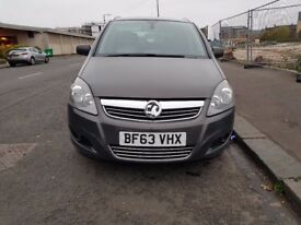 Vauxhall Zafira Design Cdti 1.7 63 2013,fsh, grey, heated seats, plenty of power, bargain