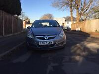 Vauxhall corsa 1.4 automatic 5dr 41000 2007