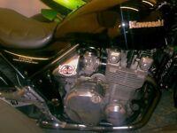 kawasaki zephyr 1100 - rare bike