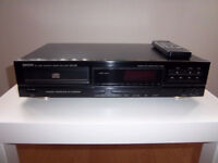 DENON CD Player DCD 580 Superb Sound Quality complete with remote