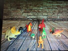 Mixed Dinosaurs