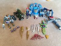 Thundercats, 2011, Job Lot. Like New Condition. Vehicle and sword sounds.