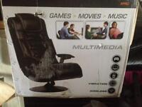 X-Rocker Xpro MutiMedia Gaming Chair