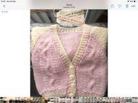 Baby Hand Knitting