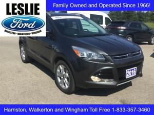 2016 Ford Escape Titanium | FWD | Local Trade | One Owner