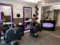Barber shop to let