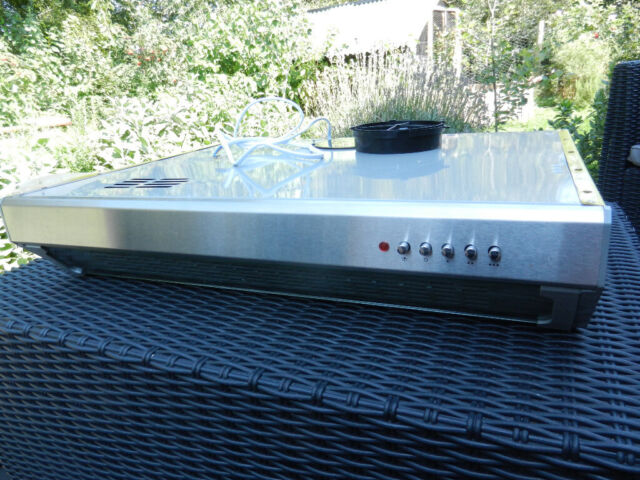 Cooker Hood Stainless Steel 600mm With Light New Unused In Gloucestershire Gumtree