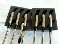 Mizuno MP 54 grain flow forged irons 4 to pw.