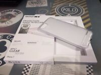 Brand New Original Apple Tech 21 Clear Case for Iphone 7 (Bought by Mistake 30£)