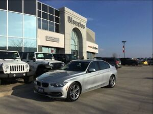 2016 BMW 3 Series 320i xDrive AWD, Bluetooth, Sunroof