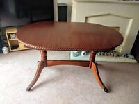 SOLD subject to collection - Dining Room Table Only