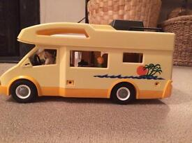 Playmobile Campervan